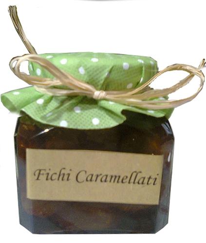 FICHI CARAMELLATI